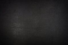 Granite. Dark gray granite texture or background with vignette Stock Photo