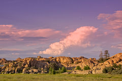 Granite Dells Prescott Arizona Stock Photography