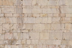 Granite facade of the cathedral Royalty Free Stock Image