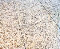 Granite floor. Close up of granite floor detail Stock Photo