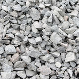 Granite gravel texture Stock Photo