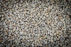 Granite gravel texture Stock Image