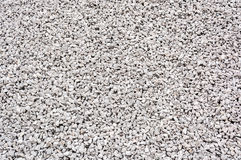 Granite gravel texture. Stock Photography