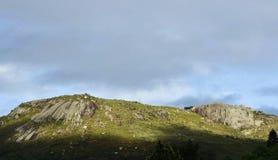 Granite Hills Stock Photo