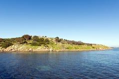 Granite Island, South Australia Stock Photos