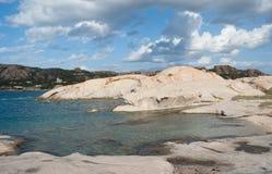 Granite landscape Stock Photo