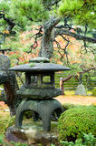 Granite lantern Royalty Free Stock Photo
