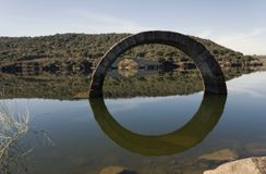 Granite mehr als 700 Million Jahre alt Lizenzfreie Stockfotos