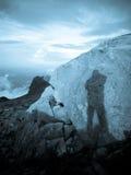 Granite mountain landscape - Mount Kinabalu Royalty Free Stock Photo