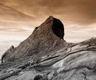 Free Granite Mountain Landscape - Mount Kinabalu Royalty Free Stock Photo - 7688625