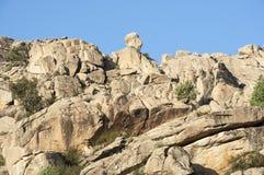 Granite outcrops Stock Photos