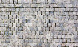 Granite pavement Royalty Free Stock Image