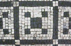 Granite pavement Royalty Free Stock Photos