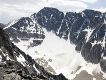 Granite Peak - Montana Royalty Free Stock Photo
