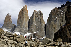 Granite peaks Stock Photos