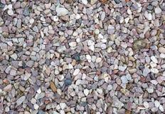 Granite and Pebble Gravel Stock Photography