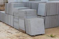 Granite pieces Stock Image