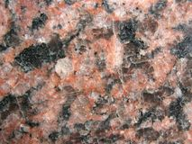 Granite polished Stock Images