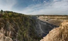 Granite quarry in Ukraine. Stock Photos