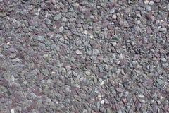 Granite road stone background Stock Images