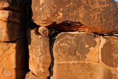 Granite rock Stock Photography