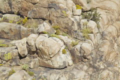 Granite Rock Abstract Stock Images