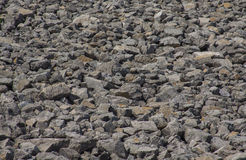 Granite Rock Abstract Royalty Free Stock Photos