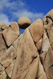 Granite rock formations Stock Photos