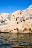 Granite rocks Royalty Free Stock Images
