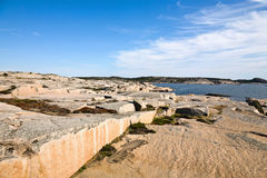 Granite rocks Royalty Free Stock Photos