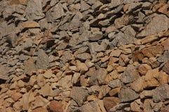 Granite rocks of Sardinia Stock Images