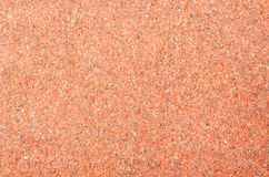 Granite Rosso Santiago. Background texture Stock Images