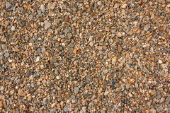 Granite rubble background texture. Royalty Free Stock Image