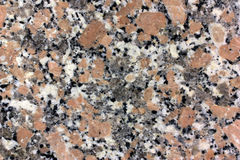 Granite sample from Italy Royalty Free Stock Photo