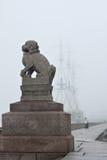 Granite sculpture. Stock Photography