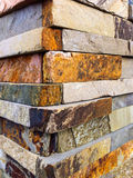 Granite or Shale Croner Texture Royalty Free Stock Photo