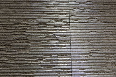 Granite sheet with grooves Royalty Free Stock Images