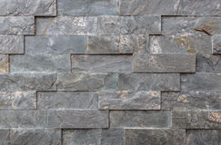 Granite Slices Surface. Natural Granite Bricks Wall pattern Stock Images