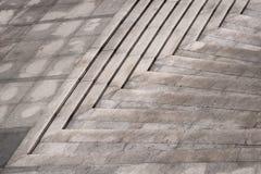 Granite staircase Royalty Free Stock Photo