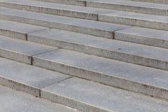Granite stairs Stock Image
