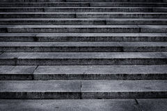 Granite stairs steps Stock Images