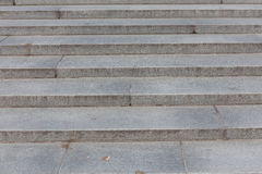 Granite stairs steps Stock Photography