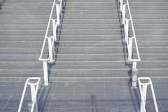 Granite stairs steps background Royalty Free Stock Photography