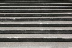 Granite Stairway Background stock photography