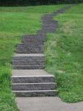 Granite Stairway Stock Images