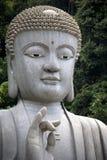 Granite statue of buddha Stock Images