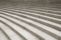 Granite steps Stock Images