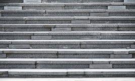 Granite steps. Royalty Free Stock Photos