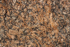 Granite Stone Background. Surface of a natural stone - a granite background Stock Photos