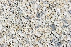 Granite stone gravel Stock Photo